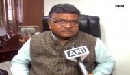 Facebook will face strong actions if it tries to influence the electoral process in India says Ravi Shankar Prasad