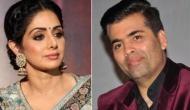After Sridevi's sudden demise, Karan Johar's Siddhat finally got shelved