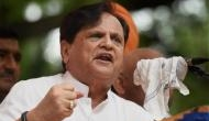 Congress' Ahmed Patel: BJP walking down dangerous path by using military to conceal failures