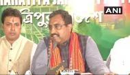 Tripura Election 2018: त्रिपुरा में जीत पर बोले राम माधव- ये पीएम मोदी और कार्यकर्ताओं की जीत है
