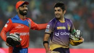 SRK appointed Dinesh Karthik to lead KKR's charge in IPL 2018