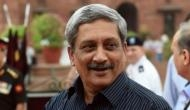 Goa Chief Minister Manohar Parrikar reaches AIIMS for treatment
