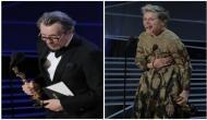 Oscars: Gary Oldman, Frances McDormand named best actors
