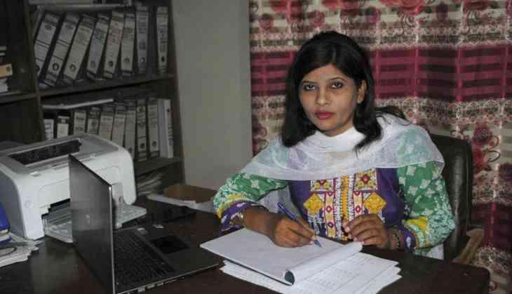 In a first, Dalit woman makes it to Pakistan Senate
