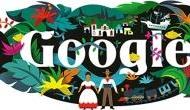 Google honours Gabriel Marquez's work with doodle