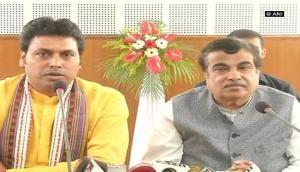 Biplab Kumar Deb to be next Tripura CM