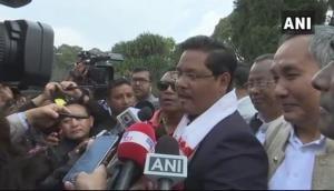 NPP to contest Arunachal Pradesh Assembly election alone: Conrad Sangma