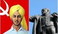 जिस लेनिन की प्रतिमा गिराने पर BJP जश्न मना रही है वह भगत सिंह के आदर्श थे