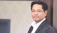 NPP's Conrad Sangma takes oath as Meghalaya Chief Minister