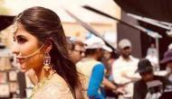 शाहरुख के साथ फिल्म 'जीरो' में इस तरह नजर आएंगी कैटरीना कैफ, फोटो वायरल