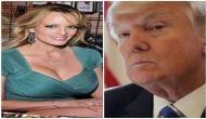 Stormy Daniels sues Trump over non-disclosure agreement