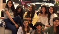 Sonam Kapoor shares lovely picture of Kapoor's daughters from Janhvi Kapoor's birthday, see video