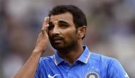 Mohammed Shami asks BCCI to hang him if found guilty in the investigation after wife's allegations
