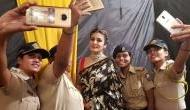 FIR against Raveena Tandon for shooting in Lingaraj Temple, Odisha