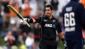 Nz vs Eng: रोस टेलर की रिकॉर्ड पारी की बदौलत न्यूजीलैंड ने की सिरीज में वापसी