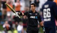 NZ vs IND 2nd ODI: भारत के खिलाफ सबसे ज्यादा बार 50 से अधिक का स्कोर करने वाले कीवी बल्लेबाज बने रॉस टेलर