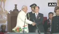 नागालैंड: नेफियू रियो ने चौथी बार ली सीएम पद की शपथ, शाह-निर्मला सहित कई सीएम रहे मौजूद