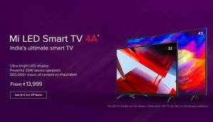 Xiaomi Mi TV 4A: जानिए भारत में लॉन्च सस्ती और स्मार्ट टीवी की 5 अनोखी बातें