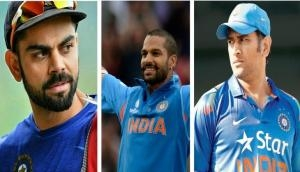 BCCI: Shikhar Dhawan upgraded to Grade A+ with 1300 percent hike while Virat Kholi got 250 percent pay hike; MS Dhoni slipped to Grade A