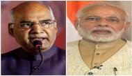 President Ramnath Kovind, PM Modi wish on Women's day