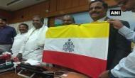 Siddaramaiah Govt. unveils new Karnataka flag