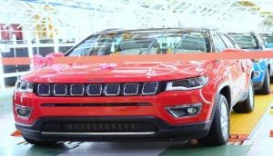 FCA India crosses 25,000 production milestone with Jeep Compass