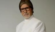 अमिताभ बच्चन बोले- महात्मा गांधी के स्वच्छ भारत का सपना नहीं हुआ पूरा
