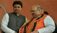 BJP नेता का दावा- CM बिप्लब देब को ड्रग माफिया से मिल रही जान से मारने की धमकी