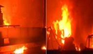 महाराष्ट्र: केमिकल फैक्ट्री में भीषण आग लगने से 3 की मौत, 5 लोग बुरी तरह झुलसे
