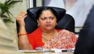 CM Vasundhara Raje urges Eelection Commission to take action against Sharad Yadav for body shaming her