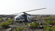 Indian Navy rescues Coast Guard crew post copter hard landing
