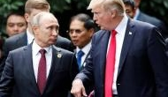 Trump 'personally invited' Putin to Miss Universe pageant 2013