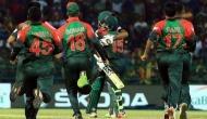 T20 ट्राई सिरीजः बांग्लादेश ने चेज किया 214 रन का टारगेट, रहीम के आगे श्रीलंका नतमस्तक