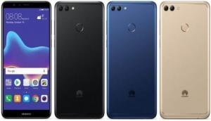 चार कैमरों और फुलव्यू डिस्प्ले के साथ लॉन्च हुआ Huawei Y9 (2018)