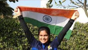 Teen sensation Manu Bhaker wins double gold in junior; Ravi, Rahi crowned national champions