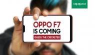 इस महीने भारत आ रहा है iPhone X जैसा दिखने वाला Oppo F7 स्मार्टफोन