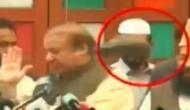 Video: पाकिस्तान के पूर्व प्रधानमंत्री नवाज शरीफ पर छात्र ने फेंका जूता