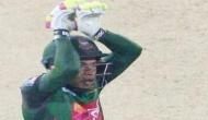 पहले बांग्लादेश को दिलाई ऐतिहासिक जीत और फिर मैदान पर 'नागिन डांस करने लगे रहीम, वीडियो वायरल
