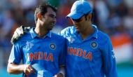 MS Dhoni comes in support of Mohammed Shami, says he can't cheat his wife