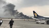 बांग्लादेश का यात्री विमान काठमांडू में क्रैश, एयरपोर्ट पर आवाजाही बंद