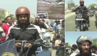 Biker duo embarks on ride from Pune to Scotland