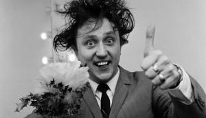 Liverpool's comedian Sir Ken Dodd dies at 90 just two days after saying 'I do' to 40-year-old relationship