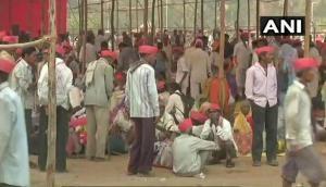 महाराष्ट्र: 30 हजार किसान विधानसभा का घेराव करने आजाद मैदान पहुंचे, सरकार बातचीत के लिए तैयार