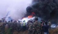 काठमांडू में बांग्लादेश का विमान क्रैश, 50 की मौत