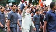 Prime Minister Modi at Varanasi