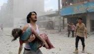 सीरिया: केमिकल अटैक में 70 लोगों की मौत, मरने वालों की संख्या में हो सकती है बढ़ोतरी