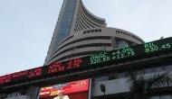 Equities surge on upbeat macro-data, Sensex reclaims 34k level
