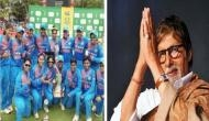 Know why megastar Amitabh Bachchan apologised to Indian Women Cricket team