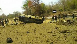 छत्तीसगढ़: सुकमा में बड़ा नक्सली हमला, CRPF के 9 जवान शहीद 25 घायल