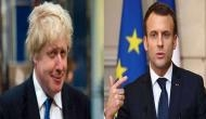भारतीय छात्रों को लुभाने के चक्कर में भिड़े फ्रांसीसी राष्ट्रपति मैक्रों और ब्रिटिश विदेश मंत्री